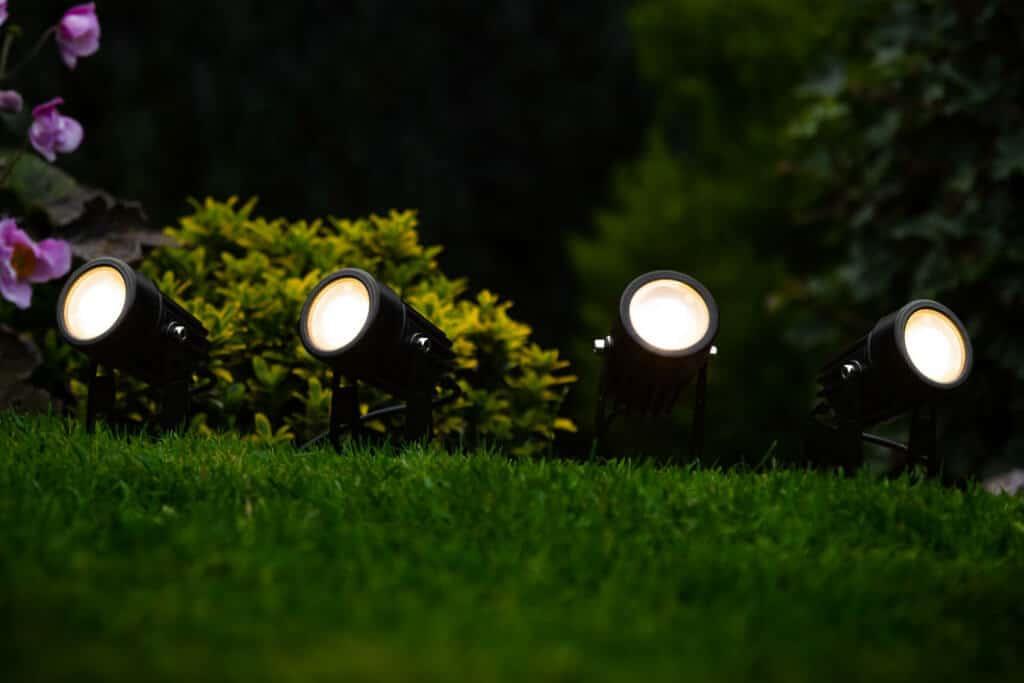 Solar buitenverlichting